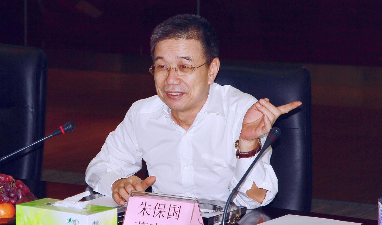 朱保国董事长:适者生存