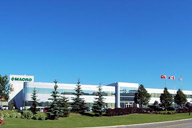 加拿大MACRO機械工程有限公司