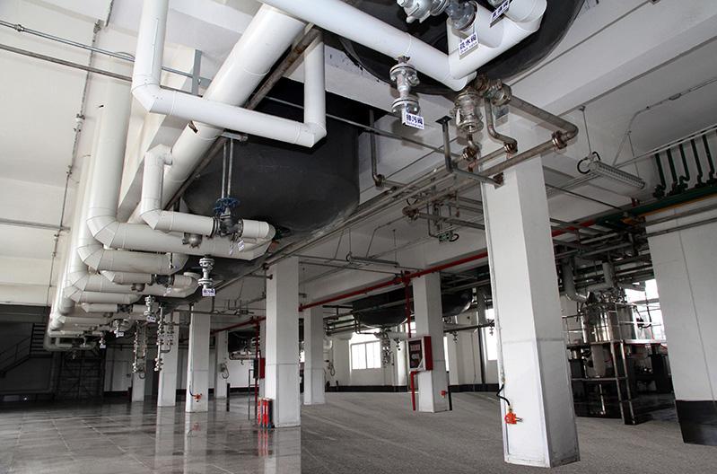 陽光藥業特殊化學品生產基地