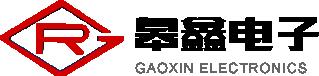 皋鑫電子logo