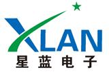 星藍電子logo