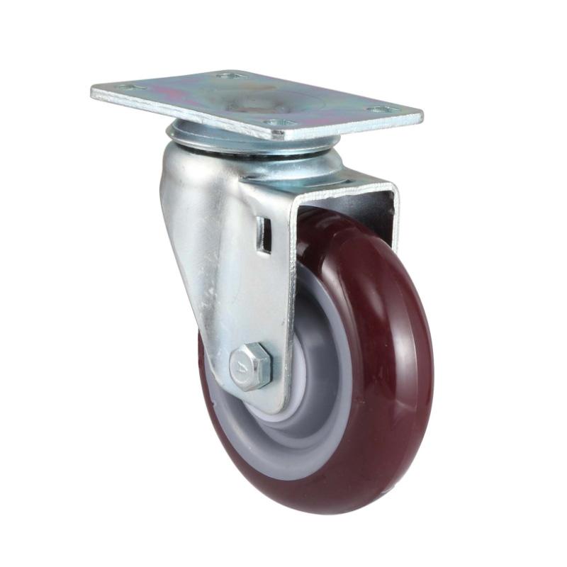 EF1 系列-平底型-活動式/ 固定式(鍍鋅)