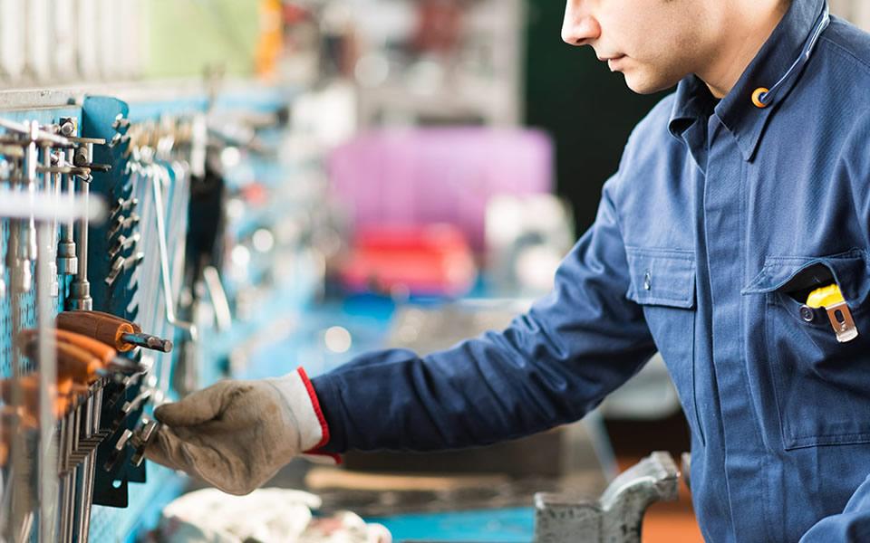 焊接設備的選用原則