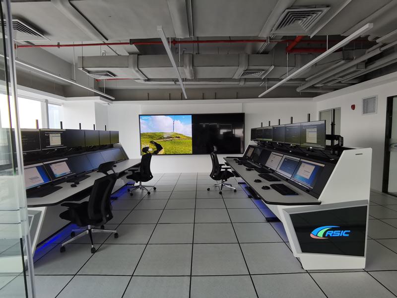 广东 · 地铁调度中心实验室