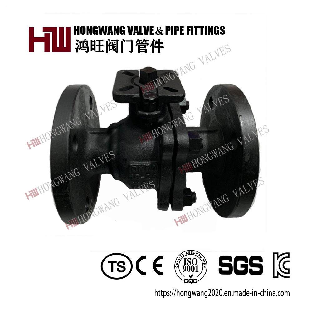 碳钢高平台球阀