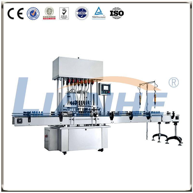 Anti-corrosion Liquid Filling Machine