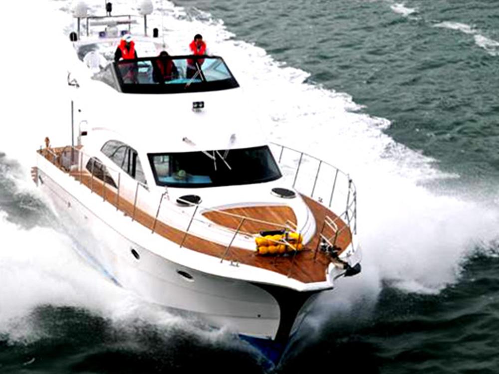 20米 豪華游艇 JY600
