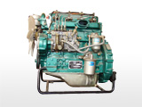 柴油機機體