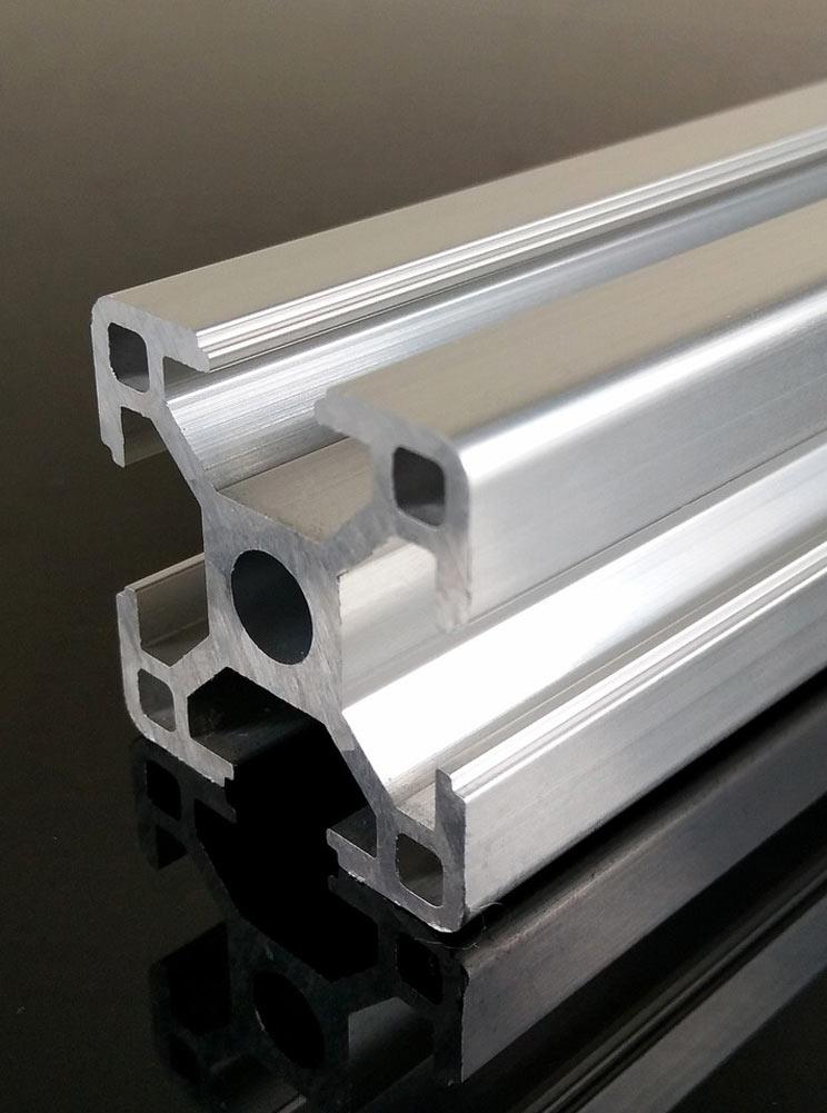 工業型材系列-鋁型材廠家