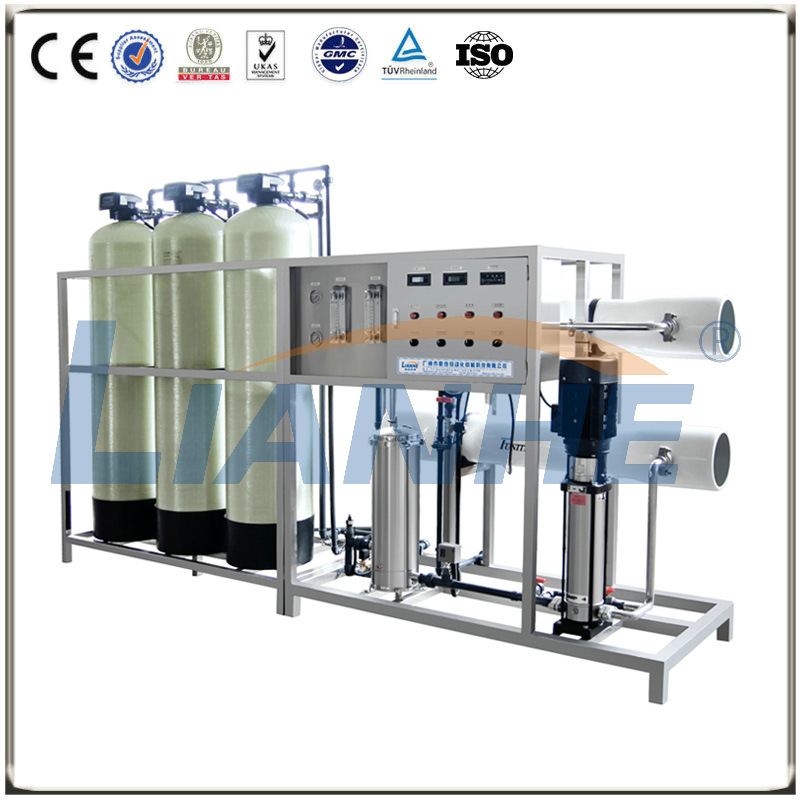 2000L/H Single-stage RO Water Treatment