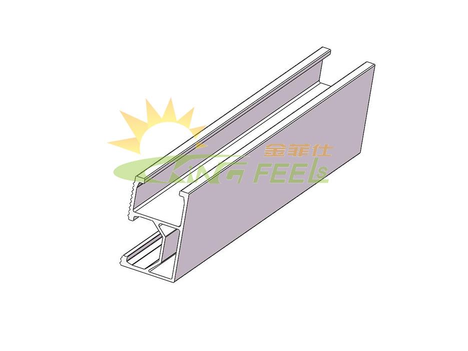 太陽能平臺支架 光伏支架鋁合金
