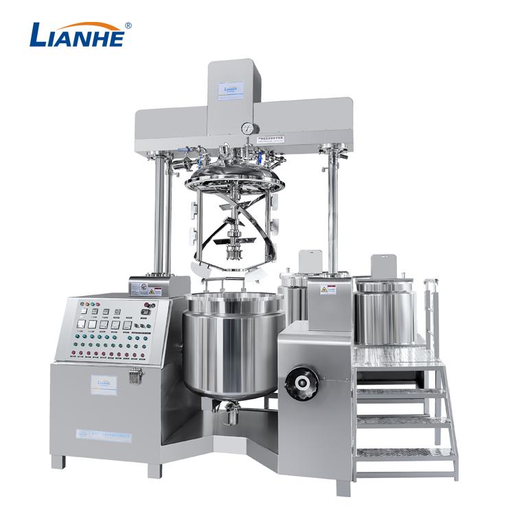 VME-500L Vacuum Emulsifying Mixer