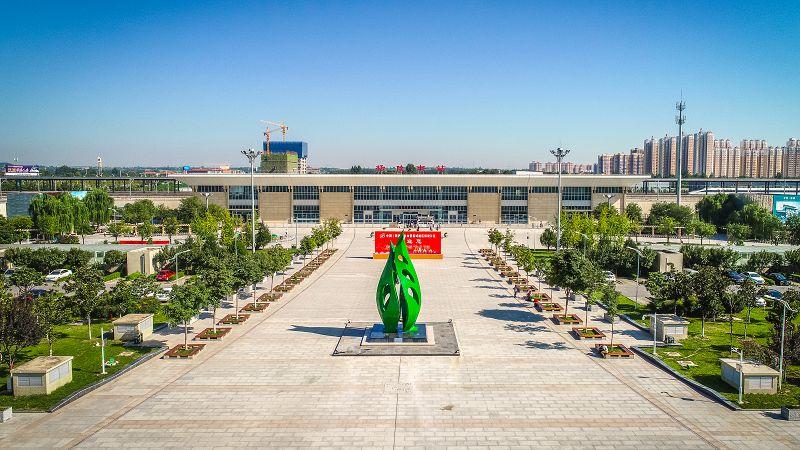 楊凌高鐵廣場
