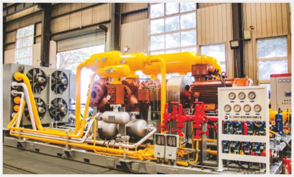 天然氣液化裝置壓縮機組-BOG壓縮機組