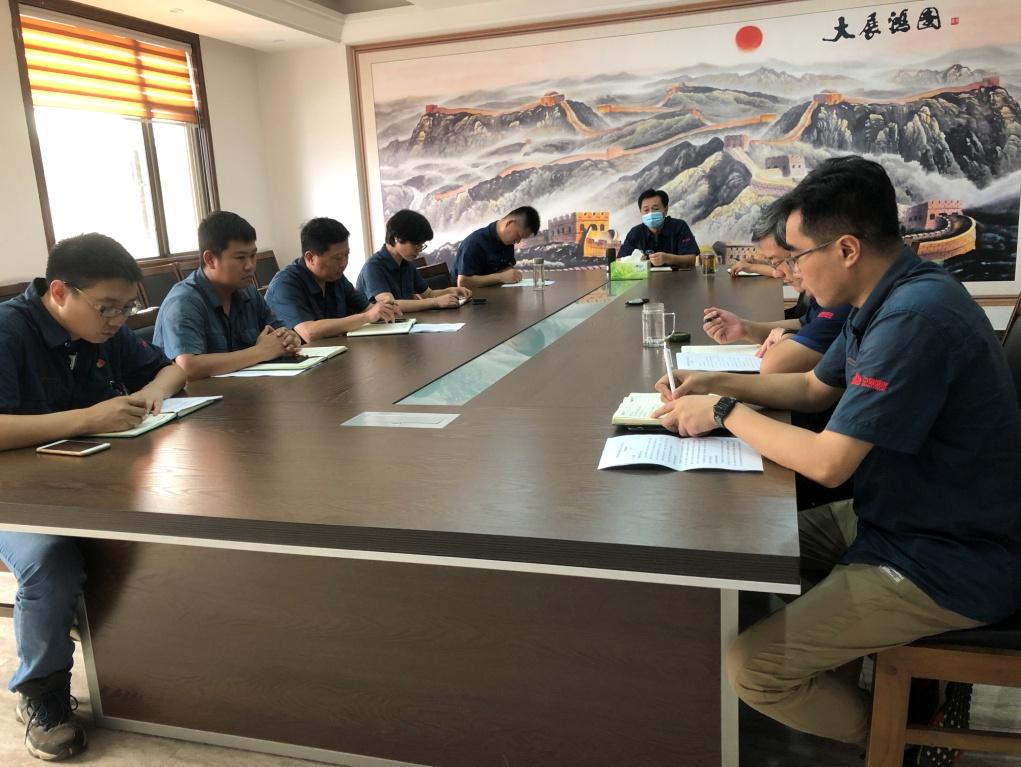 《人生4個需要》 重汽華威公司黨委組織召開領導干部作風提升專題組織生活會