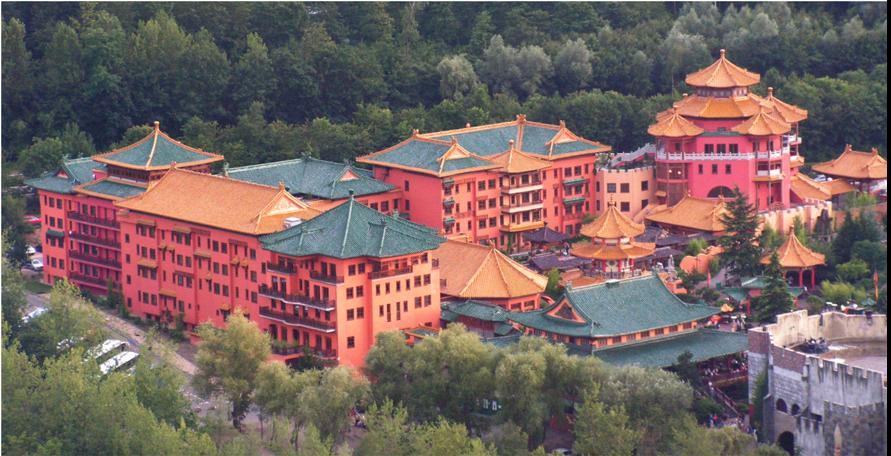 布吕尔中国酒店