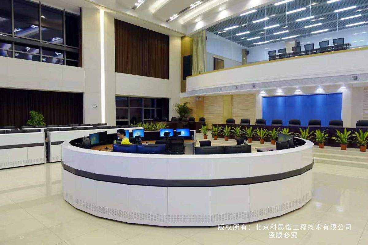 广东省某市公安指挥中心项目