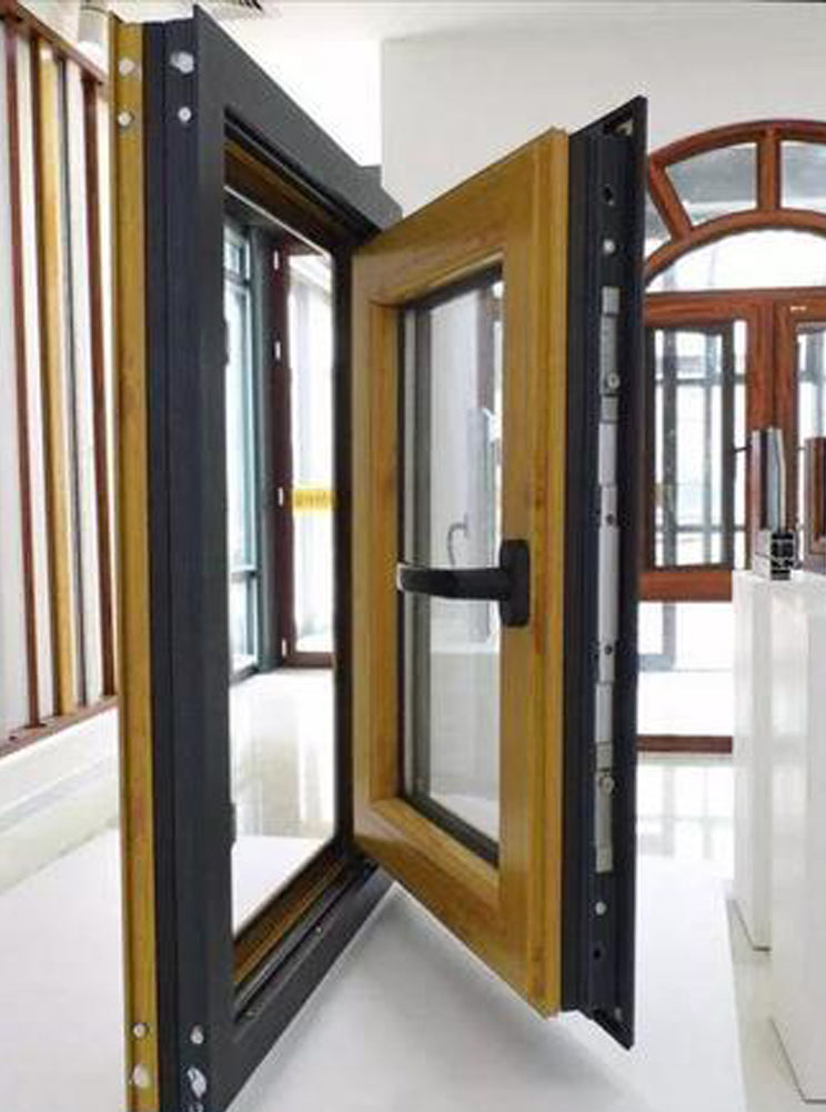 GR65E系列平開窗-鋁型材建筑型材