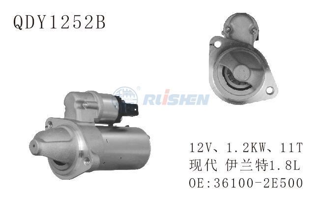 型號:QDY1252B