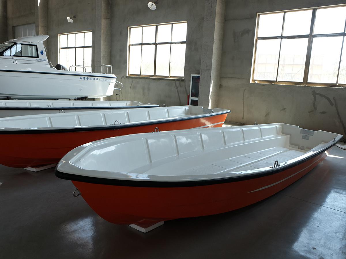 6.5米 沖鋒舟