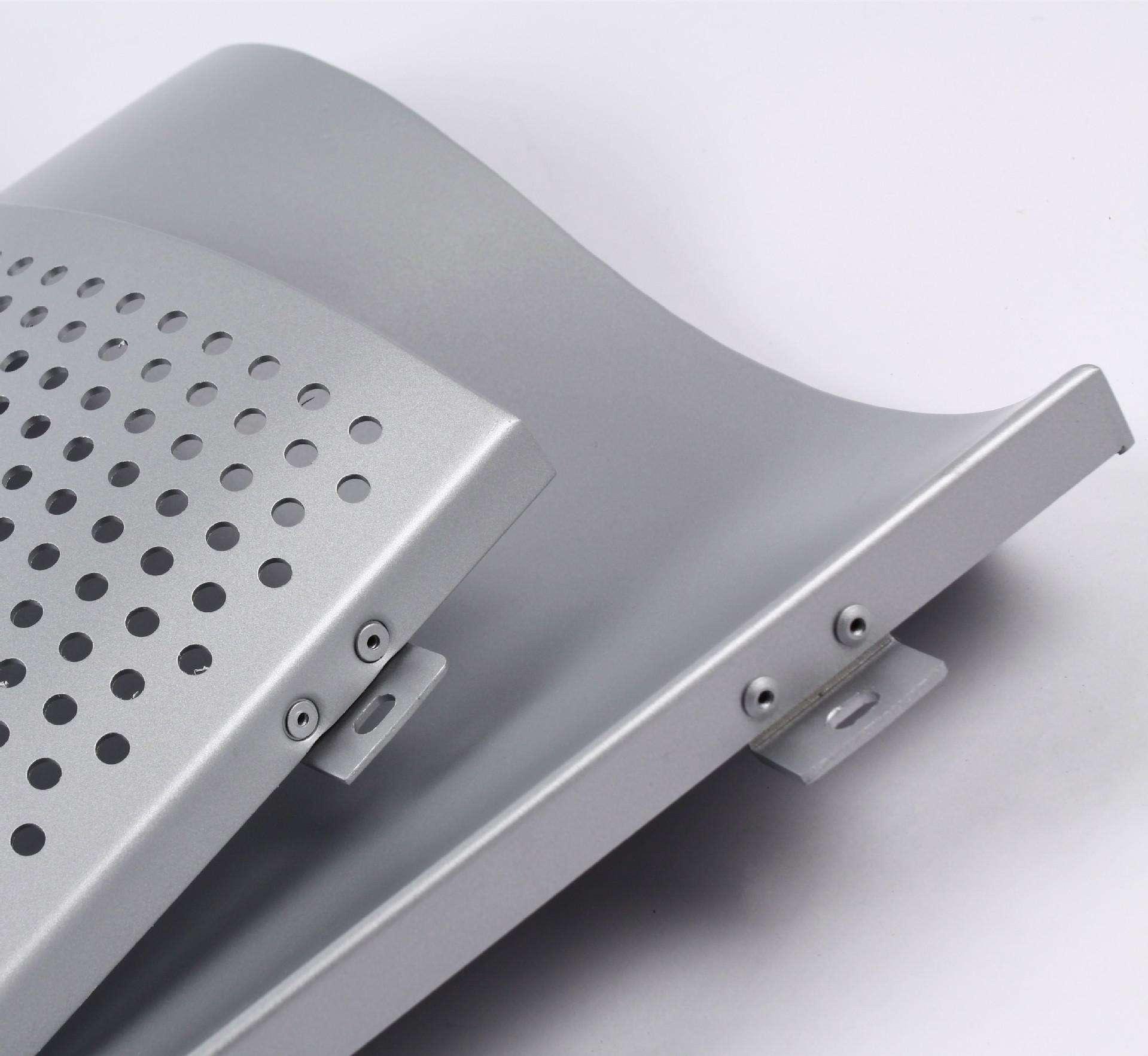 鋁單板的特點