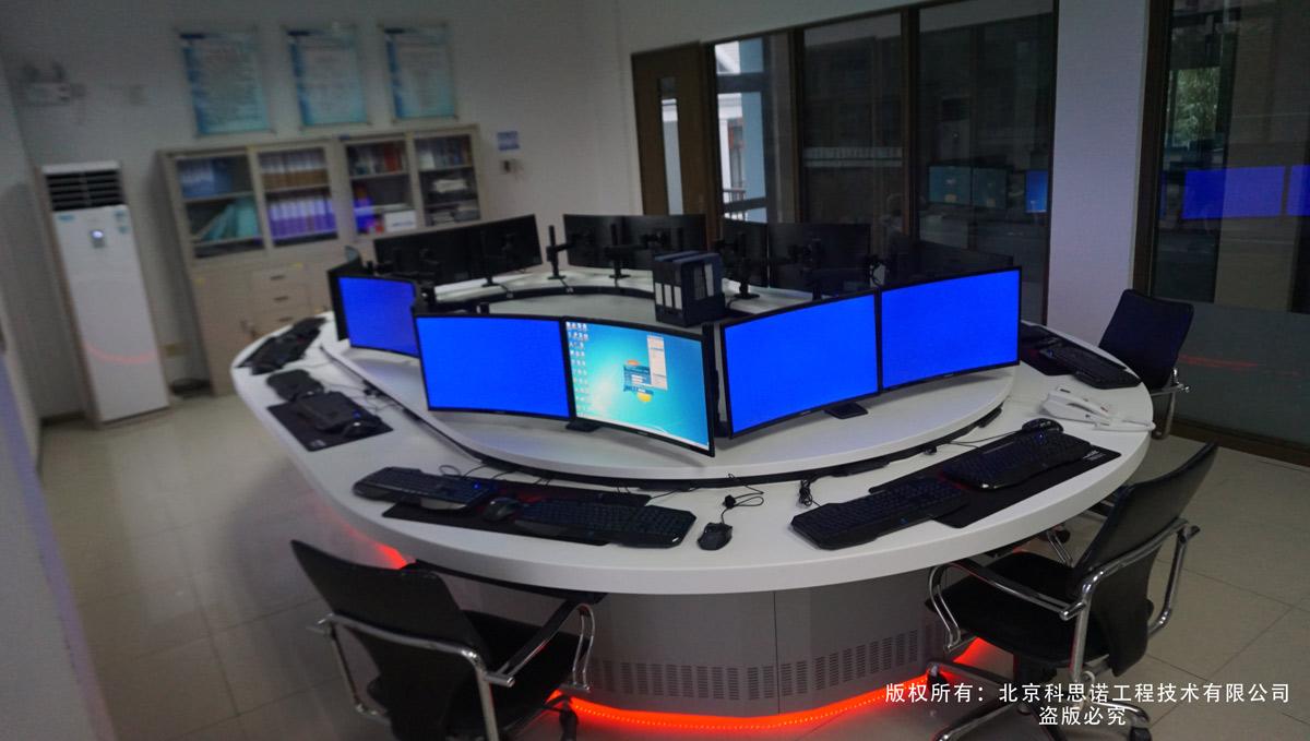 厦门某电视台控制中心项目