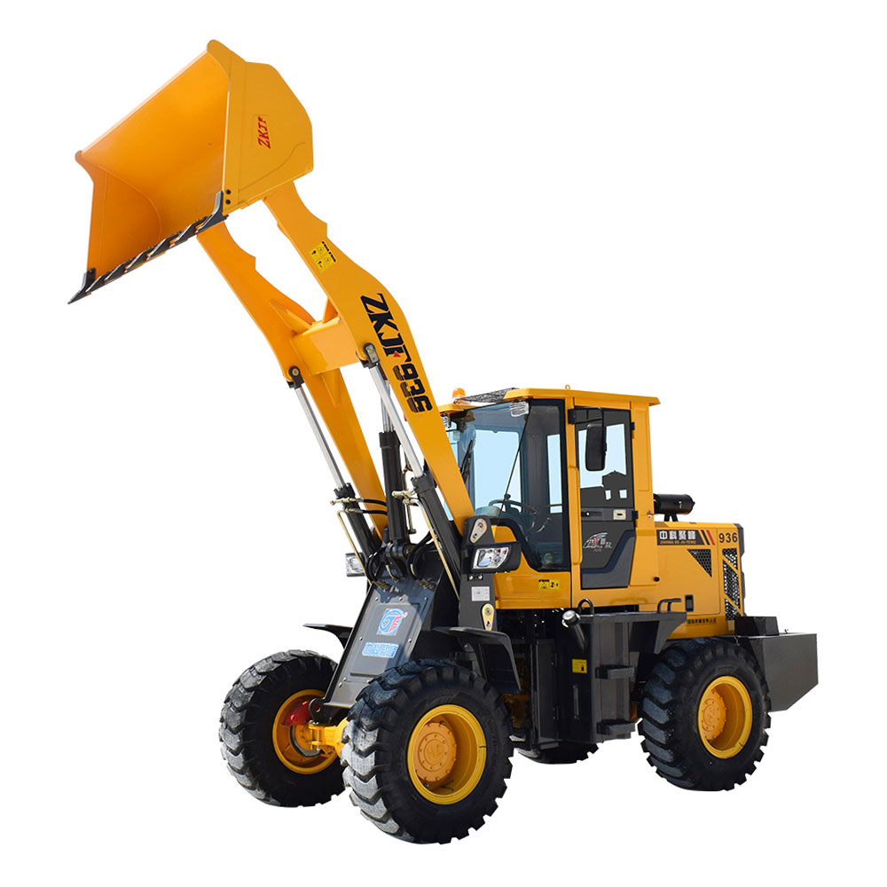Front Loader Type And Wheel Loader Moving Type Laizhou