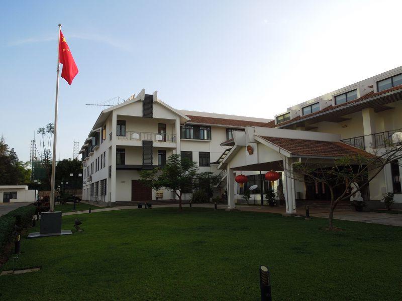 中国驻卢旺达使馆经商参处改扩建工程