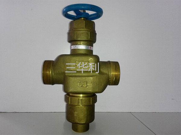 自來水防凍閥 FH65-2