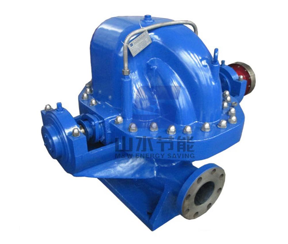SDS多级中开离心泵