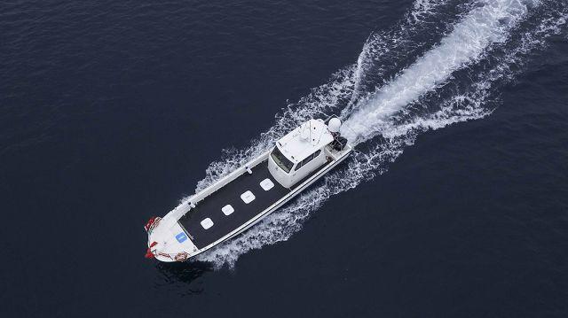 JY470休閑海釣船