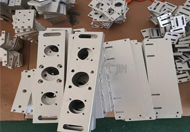 特殊铝型材零配件CNC加工