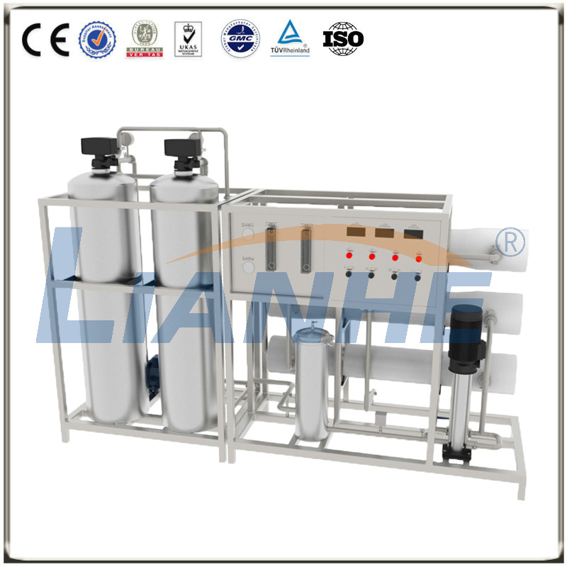 3000L/H Single-stage RO Water Treatment