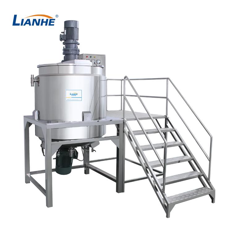 PMC-1000L Liquid Washing Mixing Machine
