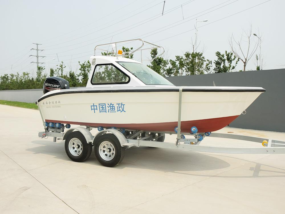 5米 小型快艇JY160