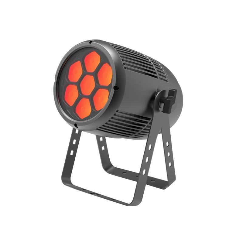 7*40W調焦防水染色燈