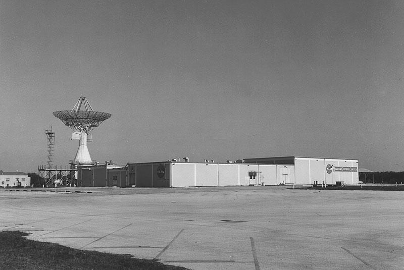 火箭航天指挥厅的演变史(图)