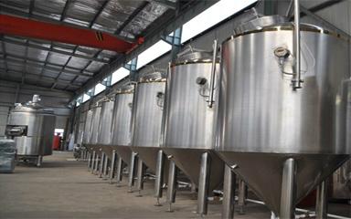 啤酒发酵罐1