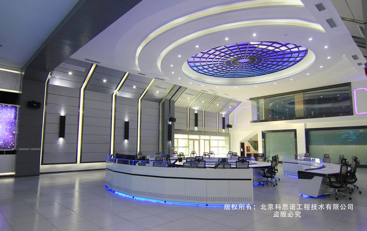贵州省某市水务指挥中心项目
