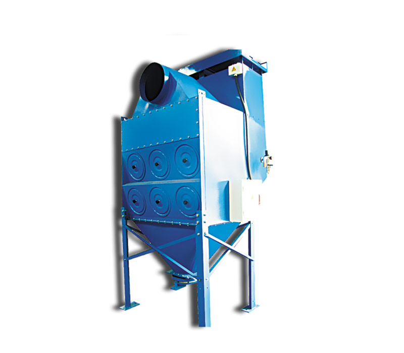 JF921-摩擦材料滤筒除尘器