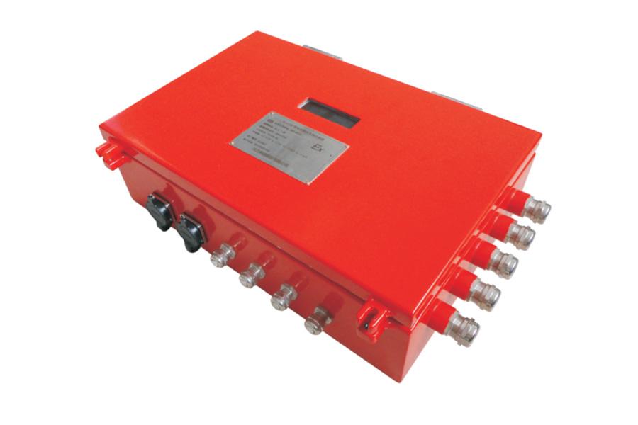KJJ12-礦用本安型以太網交換機