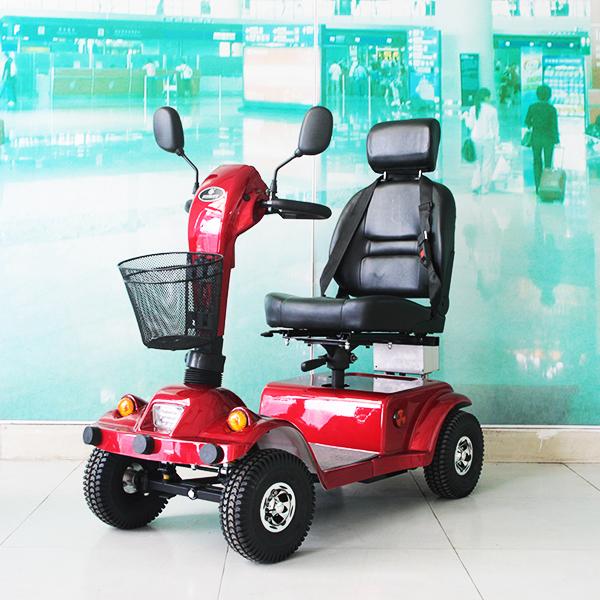 行李推车回收专用电动牵引车(CY-DQY40800A)