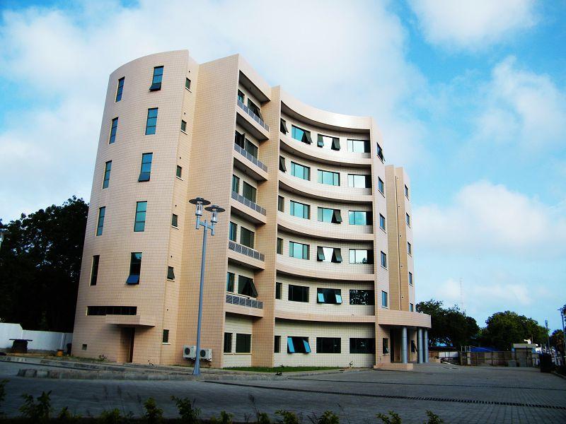 加纳工程部大楼