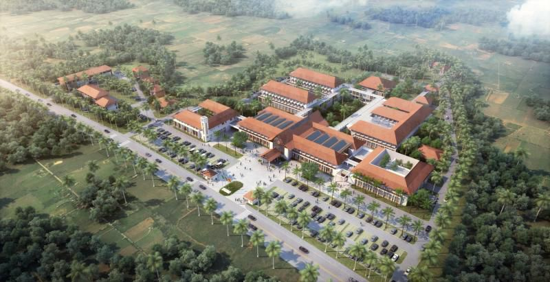 援斯里兰卡波隆纳鲁沃国家肾内科医院项目