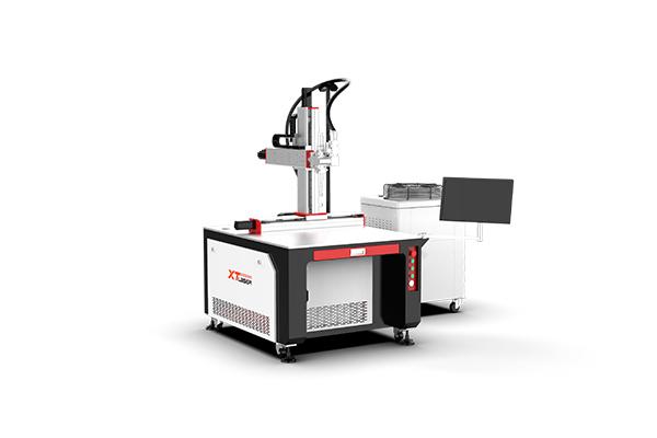 全自动三轴激光焊接机