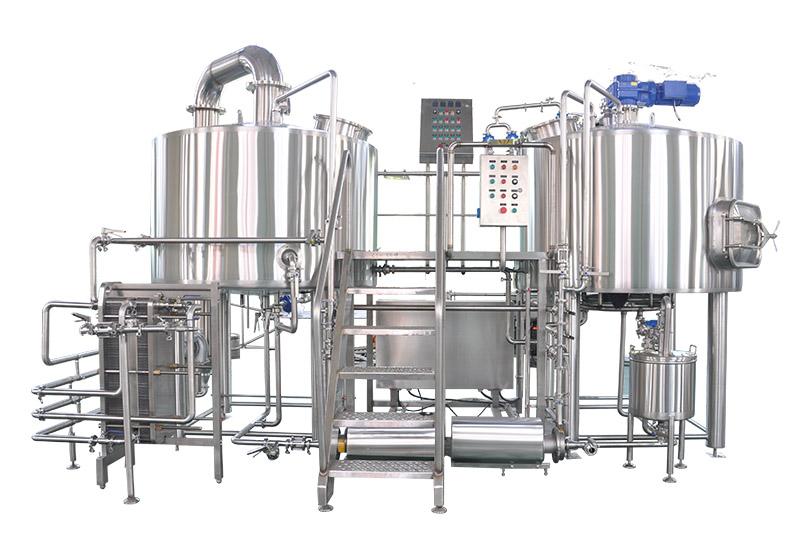 ZH2018-CT-0022  1200L 糖化系統 (澳大利亞) (2)