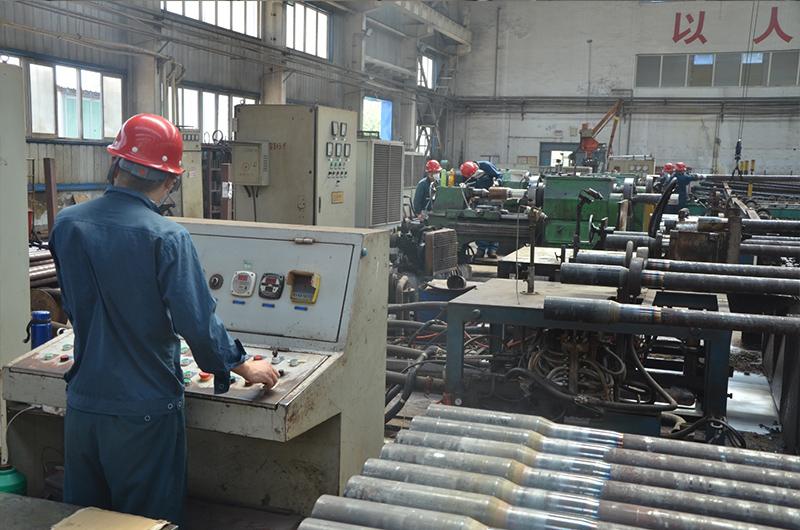 焊縫熱處理設備Friction-weld-heat-treatment