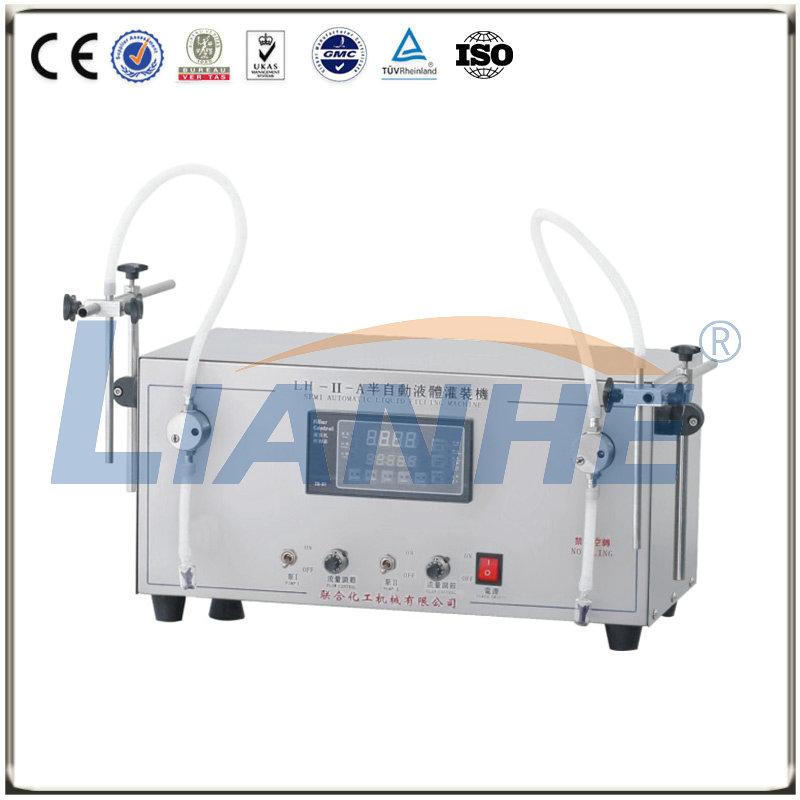 LH-II-A 2-heads Liquid Filling Machine