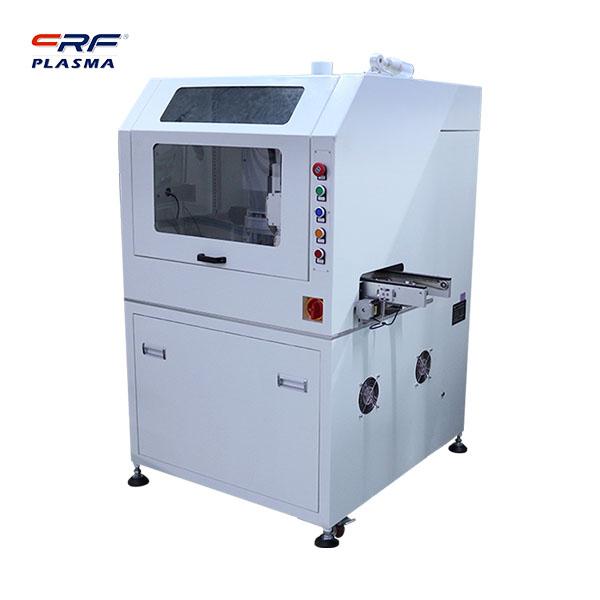 大氣等離子清洗機設備安裝靈便簡易,可去除塑膠表層的微小積塵