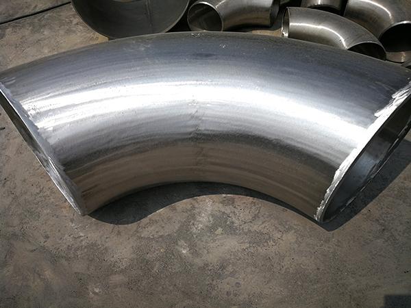 90度不锈钢焊制弯头